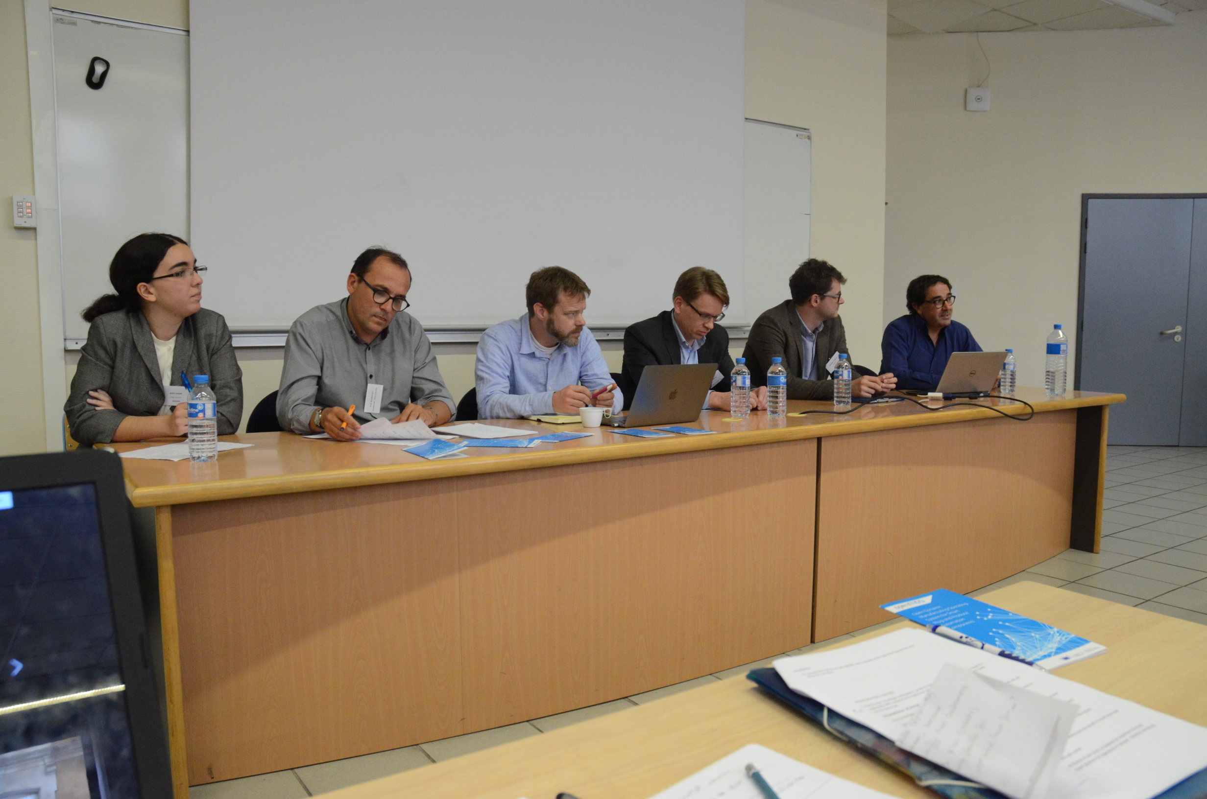 Cluster IEM Meeting