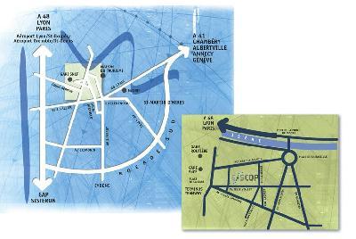 plan accès g-scop
