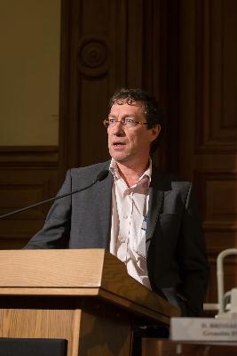 Symposium Futuroprod Daniel Brissaud