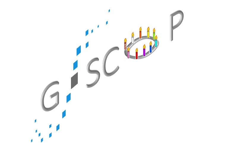 Logo G-SCOP 10 ans