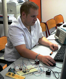 GI-NOVA : programmation de la commande