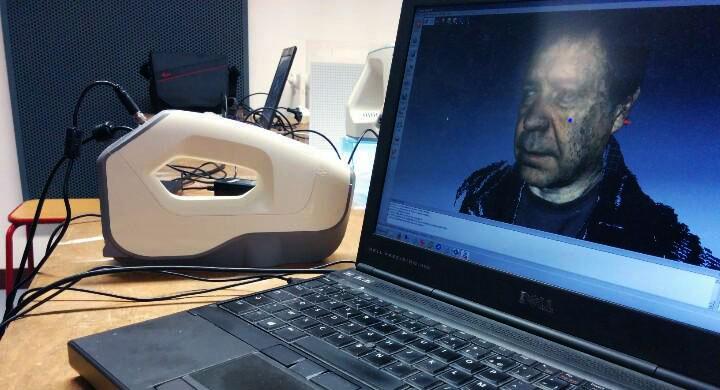 Nouveaux scanners 3D à l'AIP Primeca